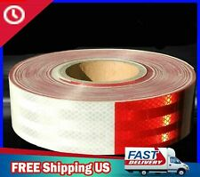 9 Meters Reflector Dot Tape Roll Safety Warning Reflectivesticker For Truck Ca