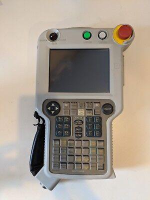 For MOTOMAN NX100 JZRCR-NPP01B-1 JZRCR-NPP01-1 Touch Screen Glass#Z62