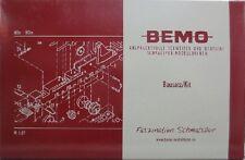 BEMO 1004 820/1004820 K.W.St.E./DRG/DB württ.Tssd Dampflokbausatz Spur H0e NEU