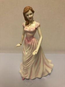 Beautiful-Royal-Doulton-Classics-Series-Perfect-Gift-Lady-Figurine-HN4409