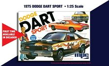 2013 MPC #798 1975 DODGE DART SPORT Build stock or dr  model kit new in the box