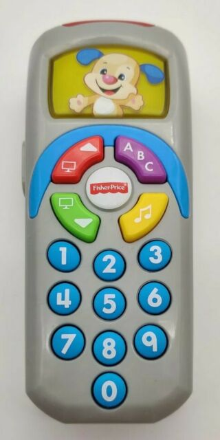 Fisher-Price Laugh & Learn Puppy's Remote Kids Educational ...