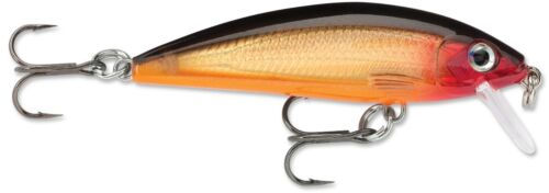 /& Pike Fishing Lure Rapala XRCD07 X-Rap CountDown 07 Jerkbait Bass Walleye
