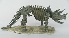 Dinosaurier Skluptur Triceratops Figur Skelett Fossil Dekofigur NY16-a