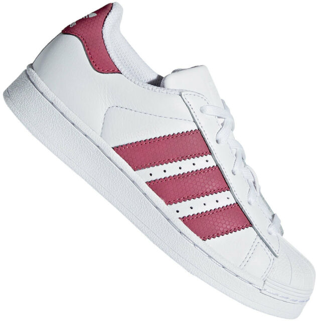 f7ceaa9d148a adidas Superstar C Childrens Shoes Leisure Originals Trainers ...