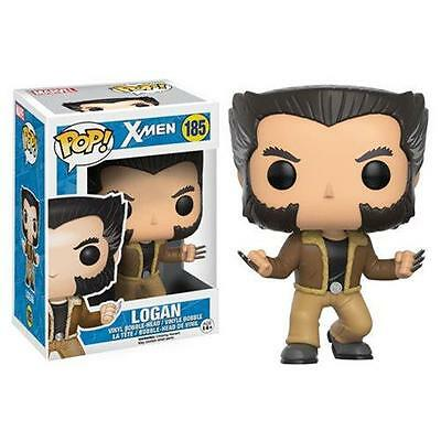 MARVEL Comics Official WOLVERINE Old Man LOGAN POP! Figure #185 Claws Out Jacket