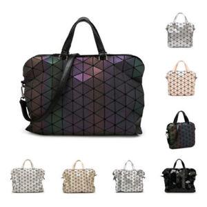 2fc07309d5 Luminous Geometry Women Bao Bao Bags Laptop Bag Folding Handbags ...