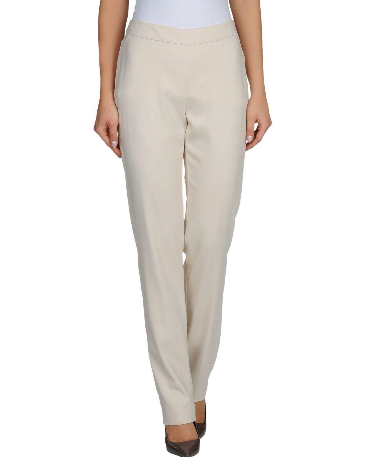 Rena Lange Rare Luxury Viscose Blend Trousers Pants  UK 14