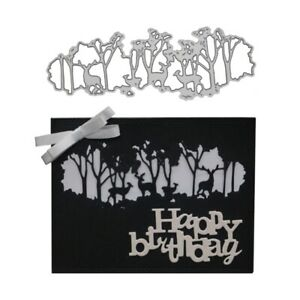 Forest-Deer-Cutting-Dies-Stencil-For-Scrapbooking-Paper-Card-Embossing-Craft-DIY