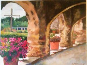 Original-11-034-x14-034-framed-profess-oil-painting-of-your-favorite-landscape-subject