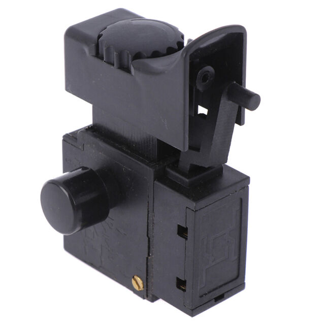 FA2-6/1BEK 6A 250V Lock on Power Tool Electric Drill Speed Trigger Switch bo RAS