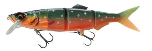 Prorex Hybrid Swimbait 18cm 25cm Wobbler Gummifisch Hecht Wels Zander Raubfisch