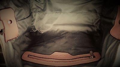 Handtasche TT Modell: 171-026A-S Grau Neu UVP EUR 79,-- Rosenmuster bei Helligkeit