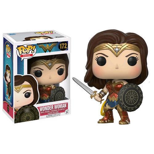 Wonder Woman Movie - Wonder Woman Pop! Vinyl Figure NEW Funko