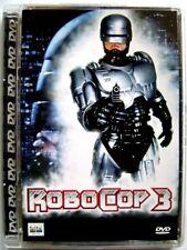 Dvd Robocop 3 - Super jewel box 1993 Usato raro fuori cat.