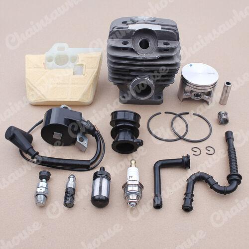 48mm Cylinder Piston Kit Fit Stihl MS360 036 034S MS360C MS360PRO 1125 020 1215