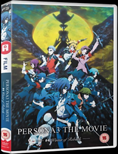 Persona3-Movie-4-Standard-Dvd-UK-IMPORT-DVD-NEW