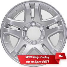 New 17 Sparkle Silver Alloy Wheel Rim For 2003 2006 Toyota Tundra Sequoia 69440 Fits 2004 Toyota Tundra
