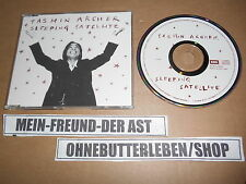 CD Pop Tasmin Archer - Sleeping Satellite (4 Song) MCD  EMI / Presskit
