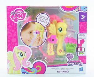 MY-LITTLE-PONY-magical-scenes-FLUTTERSHY-action-figure-toy-MLP-G4-NEW