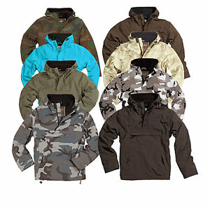 SURPLUS-Raw-Vintage-Winter-Jacke-Anorak-WINDBREAKER-Snowboard-Ski-BMX-Outdoor