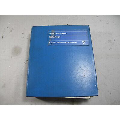 general electric wiring diagram bmw e30 3 series general electrical system wiring diagram service  bmw e30 3 series general electrical