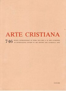 éNergique Arte Cristiana N.746 - 1991 Renforcement Des Nerfs Et Des Os
