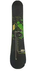 Salomon-Surface-159-Back-Country-Powder-Snowboard-Black-And-Green