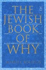 The Jewish Book of Why (Compass) by Alfred J. Kolatch