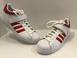 adidas superstar high top ebay