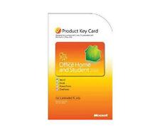 Microsoft Office 2010 Home and Student - 1 deutsche Lizenz - Lieferung per Post