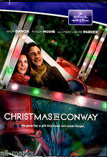 """Hallmark Hall of Fame  """"Christmas in Conway"""" DVD -  New & Sealed~ FREE US Ship"""