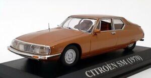 ALTAYA-1-43-Escala-Modelo-Coche-AL8920A-1970-Citroen-SM-Oro