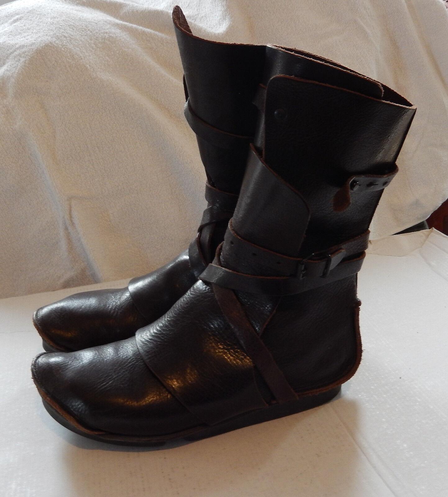 Tripper Knight Bottes Marron Moyen âge 38 bottes marron UK 5.5