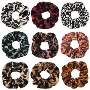 Womens-Girls-Hair-Ring-Hair-Scrunchies-Bobbles-Elastics-Hair-Accessorie-X8R8