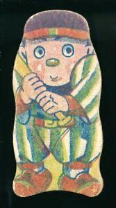 1930-40-039-s-Menko-Hankyu-Railroad-Baseball-Vintage-Japanese-Card-Diecut-Drawing
