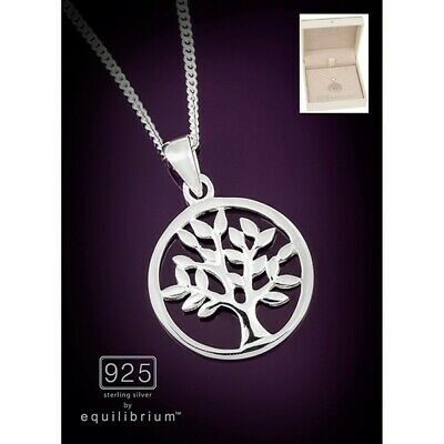 !! Plata Esterlina Nuevo!!! 925 5 gramos árbol De La Vida Colgante