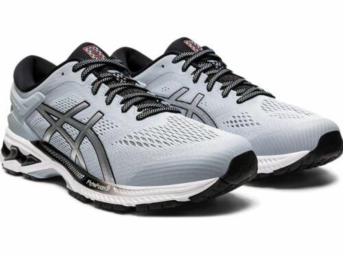 Asics Gel Kayano 26 Mens Running Shoes (4E) (022) (PIEDMONT GREY/PURE SILVER) (022) PIEDMONT GREY/PURE SILVE...