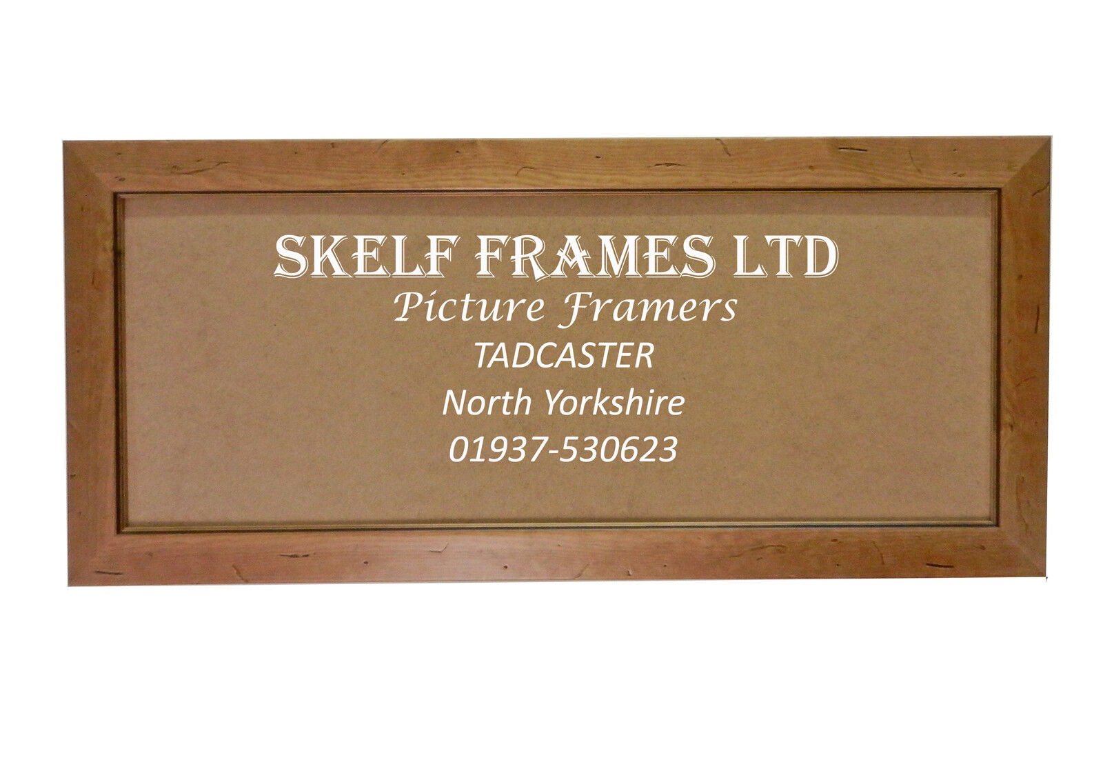 2866db37bf4 Skelf Frames Ltd 20x12 Panoramic Picture Photo Poster Wood Frame ...