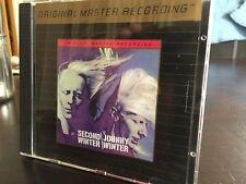 MFSL UDCD 753 Johnny Winter - Second winter Mint-