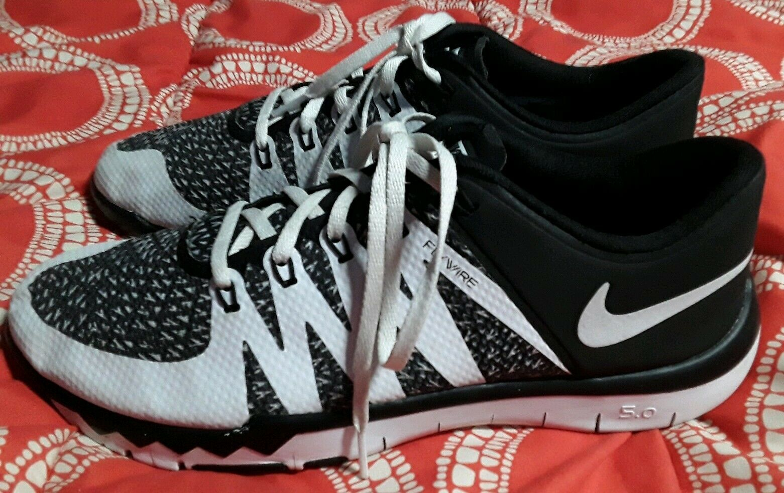 Nike Free Trainer 5.0 V6 AMP Flywire Running 723939 016