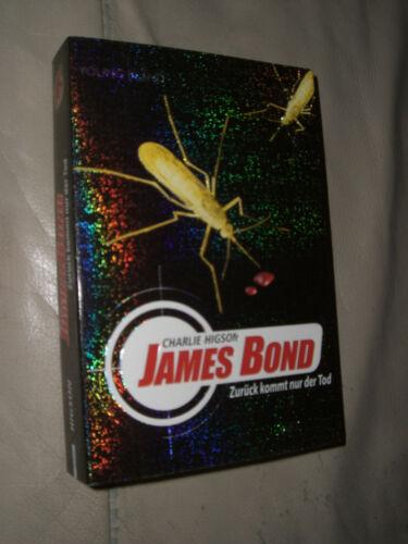 1 von 1 - Charlie Higson: James Bond - Zurück kommt nur der Tod (Klappenbroschur)