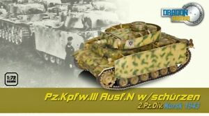 DRAGON-60452-60601-or-60603-Pzkpfw-III-Ausf-N-WWII-diecast-model-tanks-1-72nd