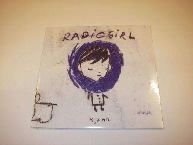 CD EP promo RADIOGIRL ( Pauline La Nouvelle Star 214 )