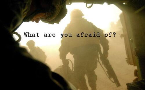 """056 ARMY US Navy Seals Gun Tank Fighter Soldier 22/""""x14/"""" Poster"""