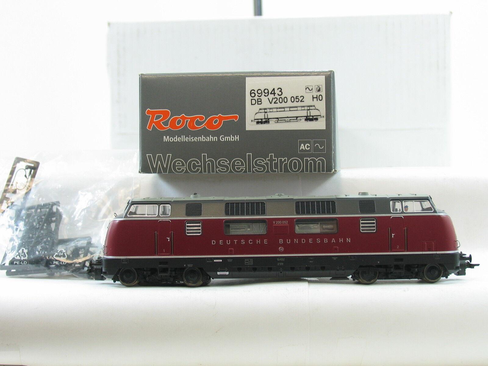 ROCO h0 AC 69943 DIESEL Digital v200 052 DB OVP  y1883