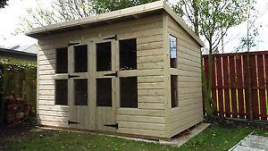 Garden Sheds 3x2 garden shed summerhouse tanalised super heavy duty 12x6 19mm t&amp