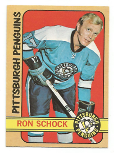 1972-73-O-Pee-Chee-81-Ron-Schock-Pittsburgh-Penguins
