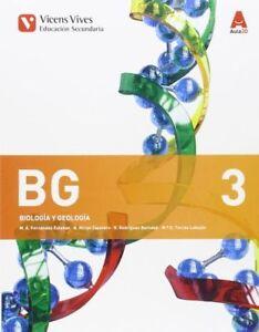 (16).biologia Geologia 3ºeso(+atlas Anatom.)todo(-cl-ext) Lustre Brillant