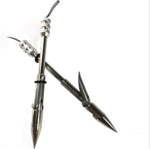 6pcs-pack-Stainless-Steel-Fish-Hunting-Arrowhead-Crossbow-Harpoon-Fishing-Darts